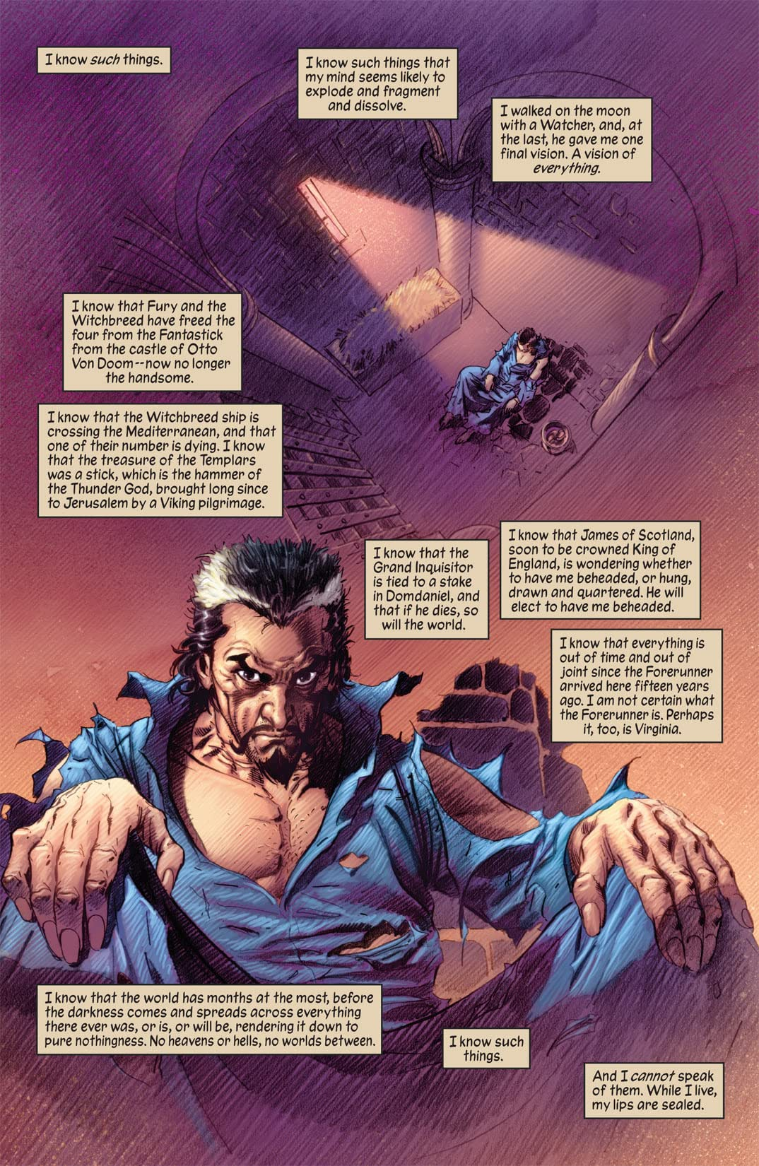 Marvel 1602 #7
