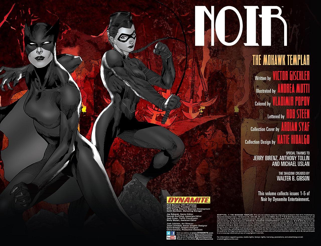 Noir Vol. 1
