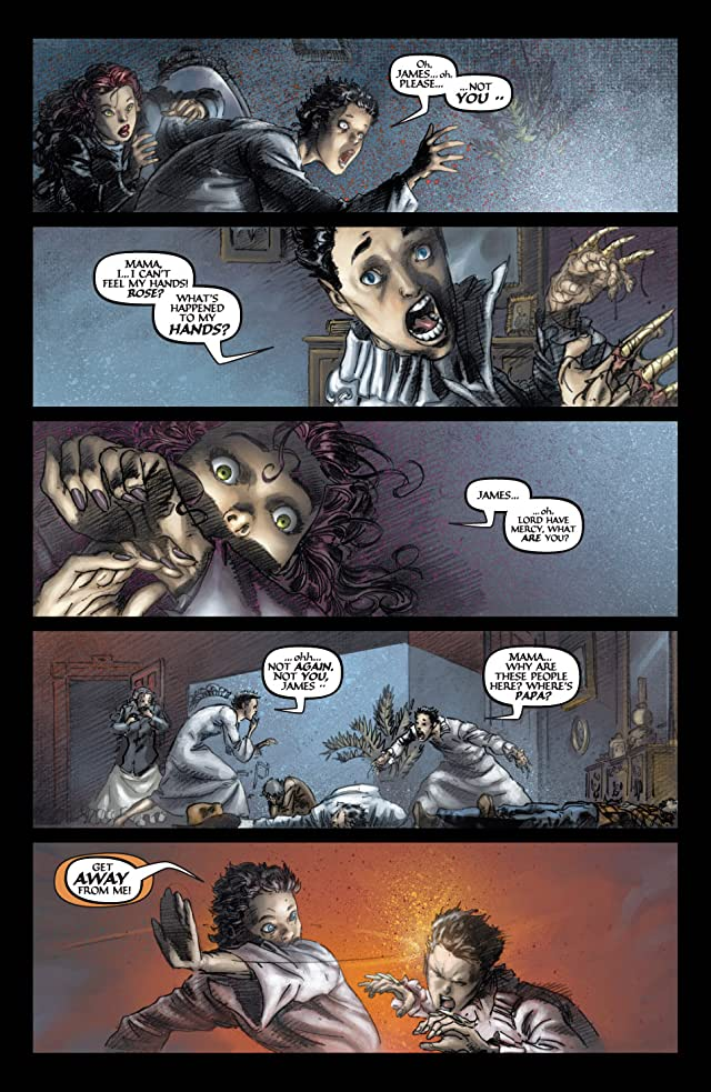 click for super-sized previews of Wolverine: Origin #3