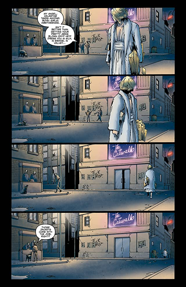 click for super-sized previews of Fashion Beast #2
