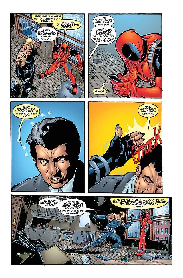 Deadpool Classic Vol. 8