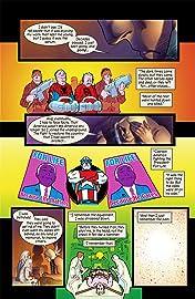 Marvel 1602 #8