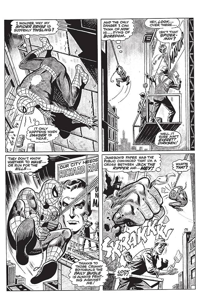 Amazing Spider-Man Masterworks Vol. 7