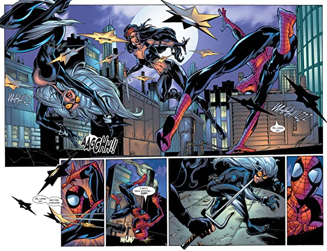 click for super-sized previews of Ultimate Spider-Man (2000-2009) #52
