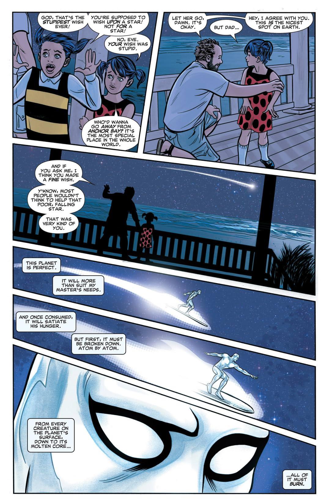 Silver Surfer Vol. 1: New Dawn