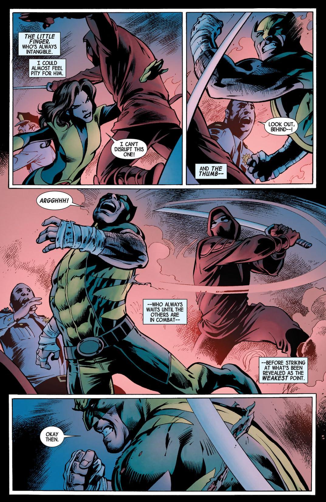 Wolverine (2013-2014) #11