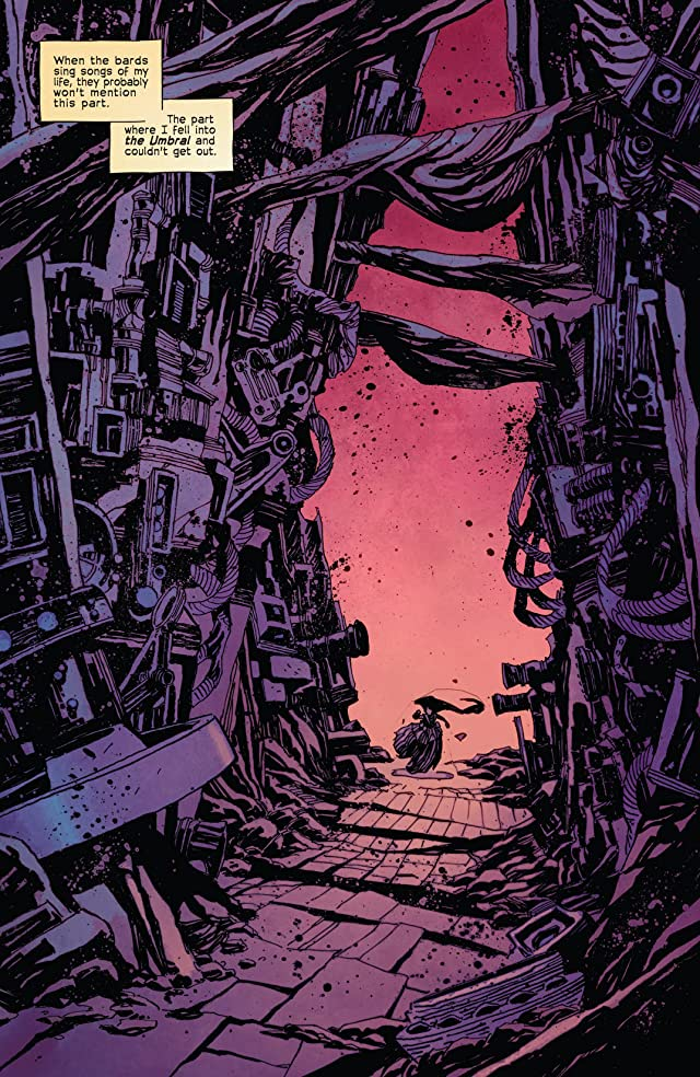click for super-sized previews of Umbral #1