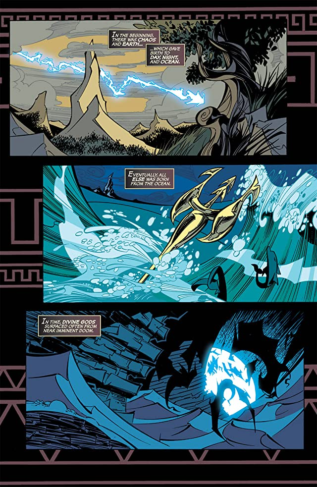 click for super-sized previews of Aletheia #1 (of 3)