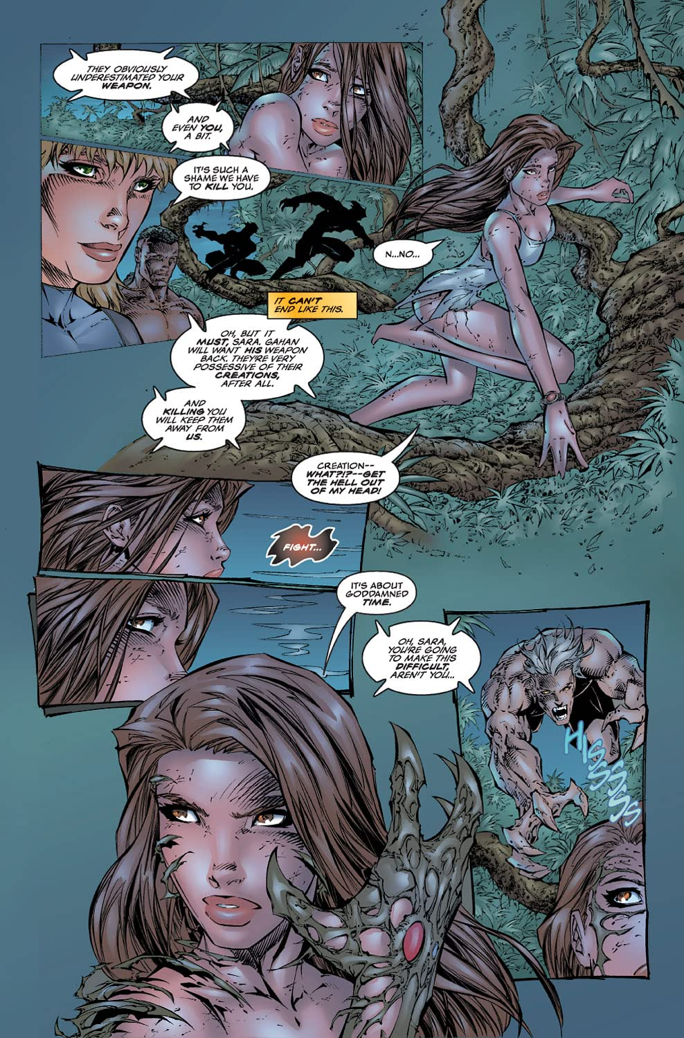 Witchblade #17