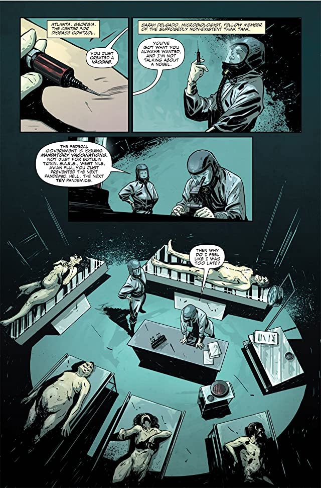 click for super-sized previews of Unthinkable #2
