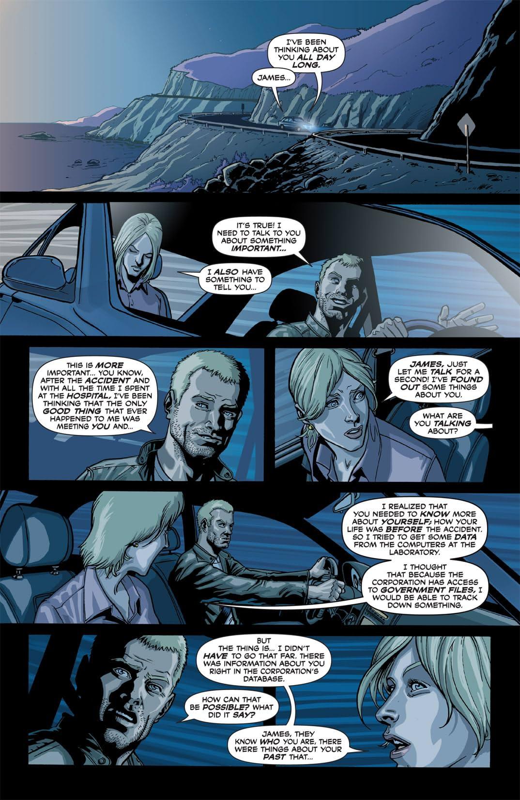 Lazarus (2010) #1 (of 3)