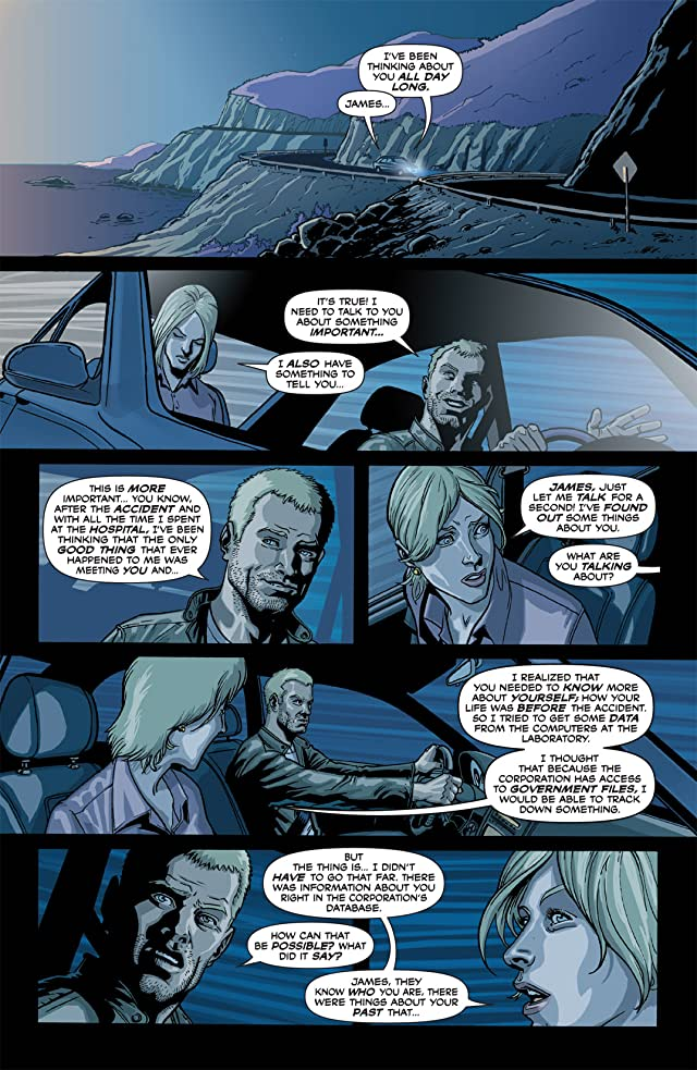 click for super-sized previews of Lazarus (2010) #1 (of 3)