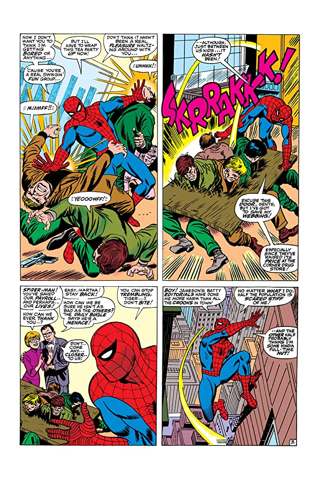 click for super-sized previews of Amazing Spider-Man (1963-1998) #50