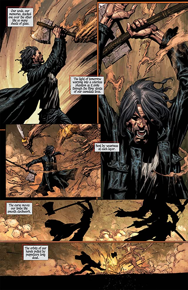 click for super-sized previews of The Darkness #77