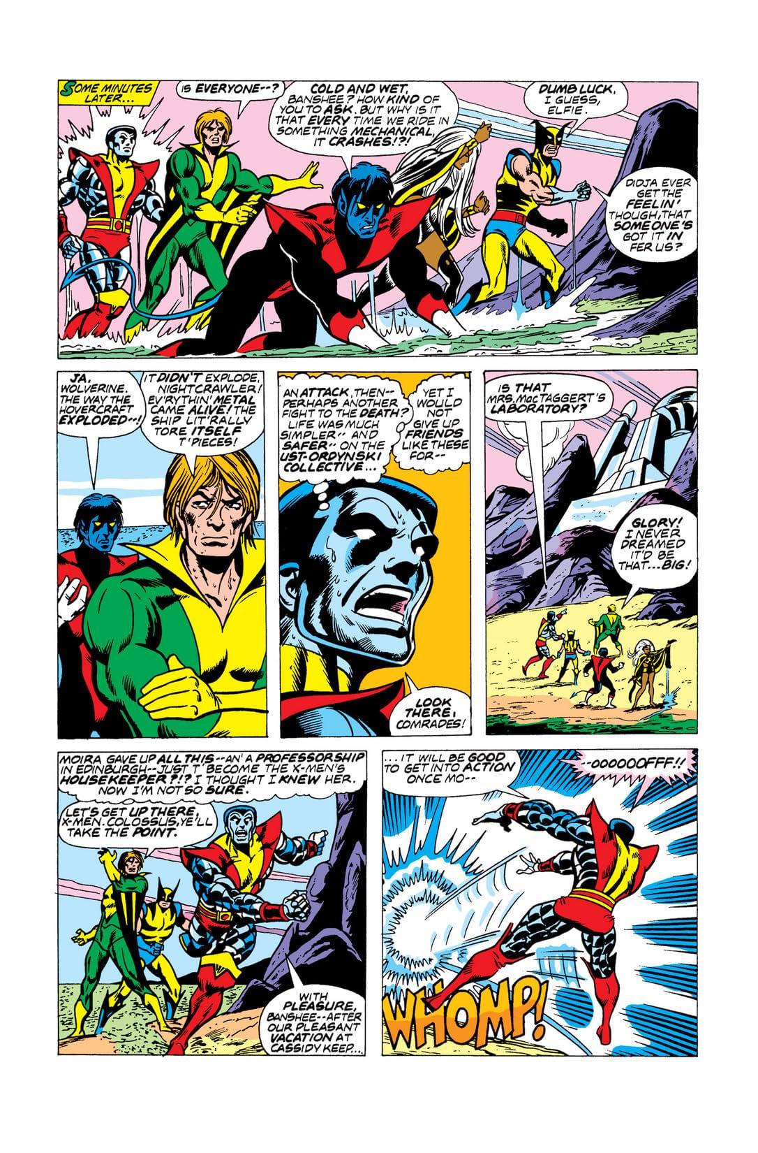 Uncanny X-Men (1963-2011) #104