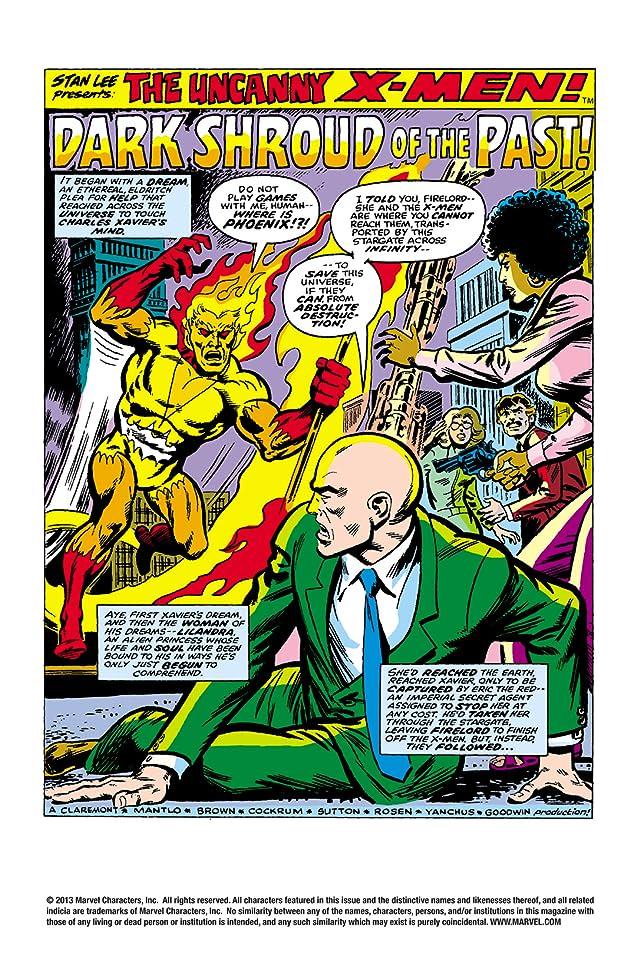 click for super-sized previews of Uncanny X-Men (1963-2011) #106