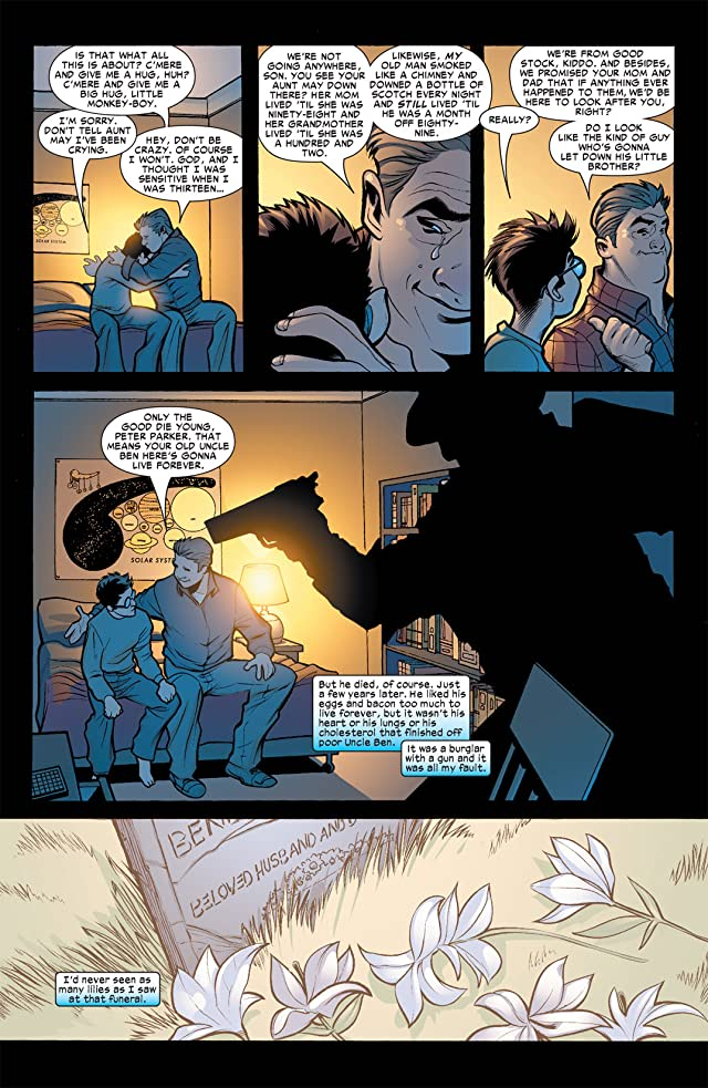 click for super-sized previews of Marvel Knights Spider-Man (2004-2006) #9