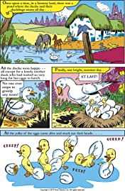 Classics Illustrated Junior #502: The Ugly Duckling