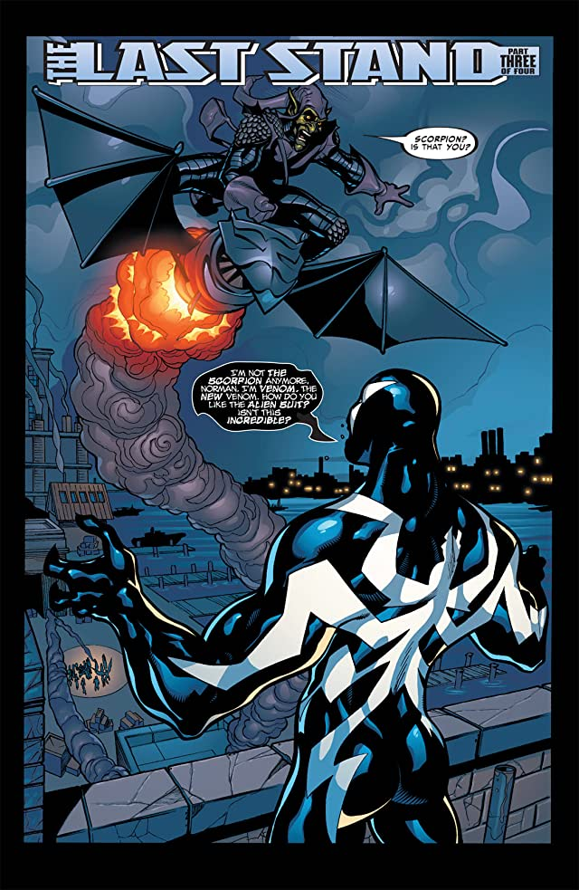 click for super-sized previews of Marvel Knights Spider-Man (2004-2006) #11