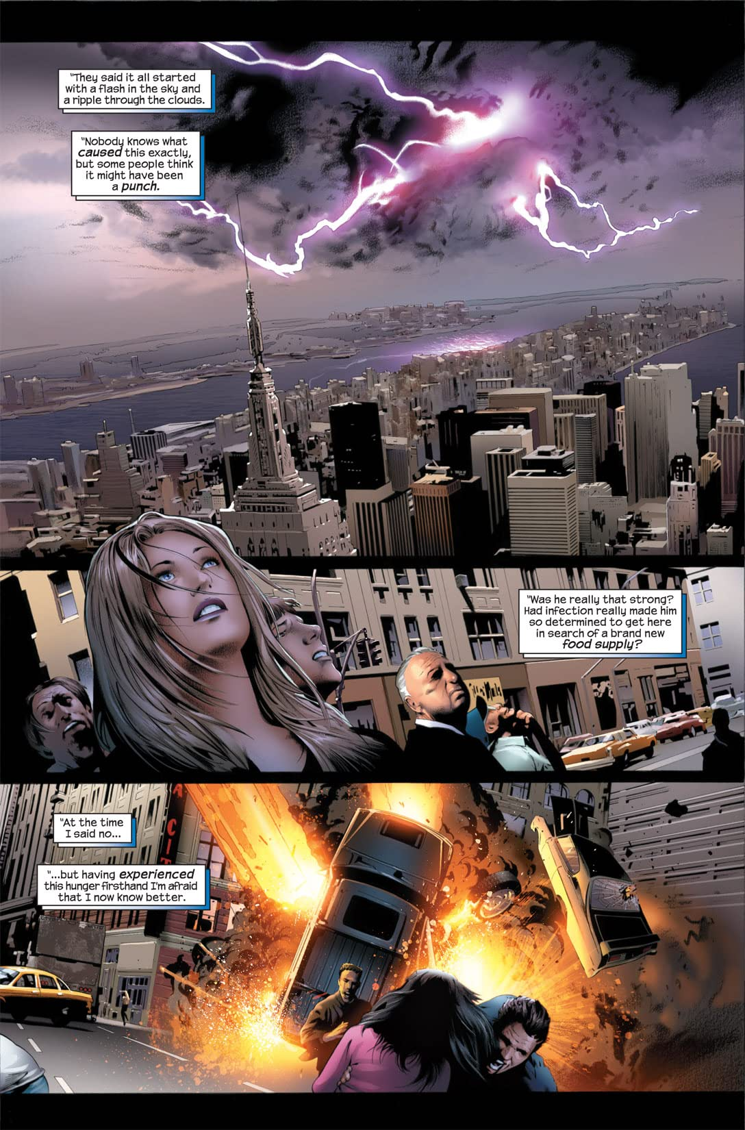 Ultimate Fantastic Four #22