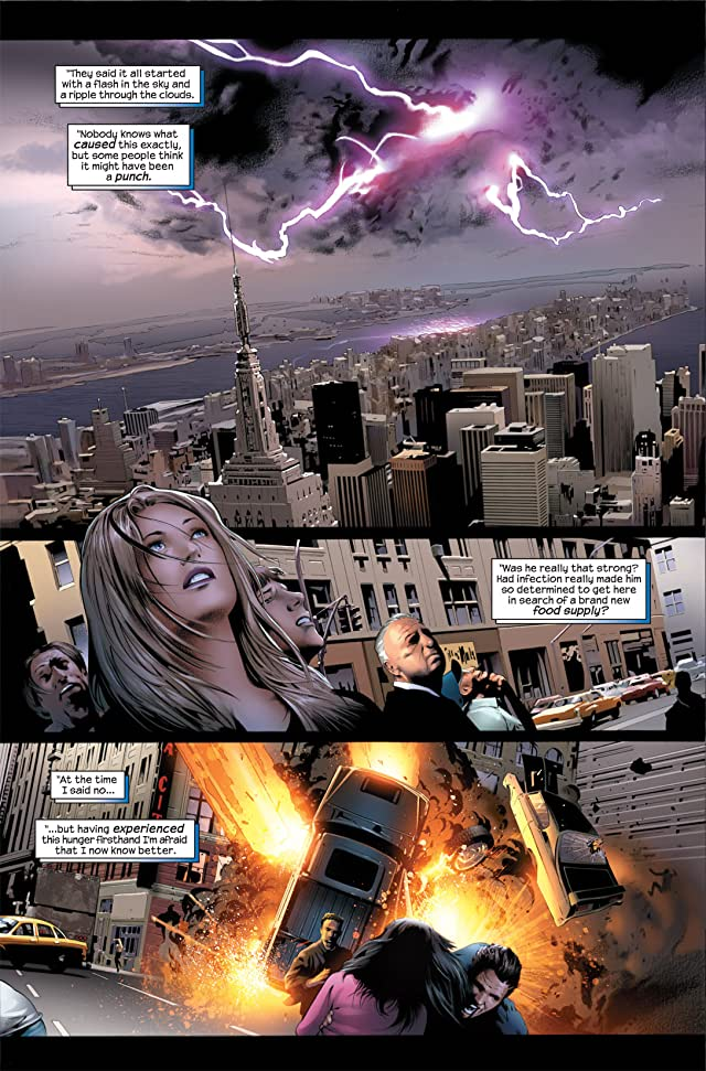 click for super-sized previews of Ultimate Fantastic Four #22