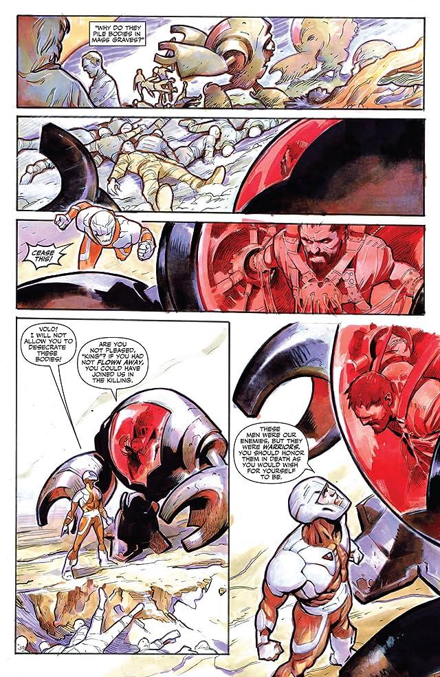 X-O Manowar (2012- ) #19: Digital Exclusives Edition