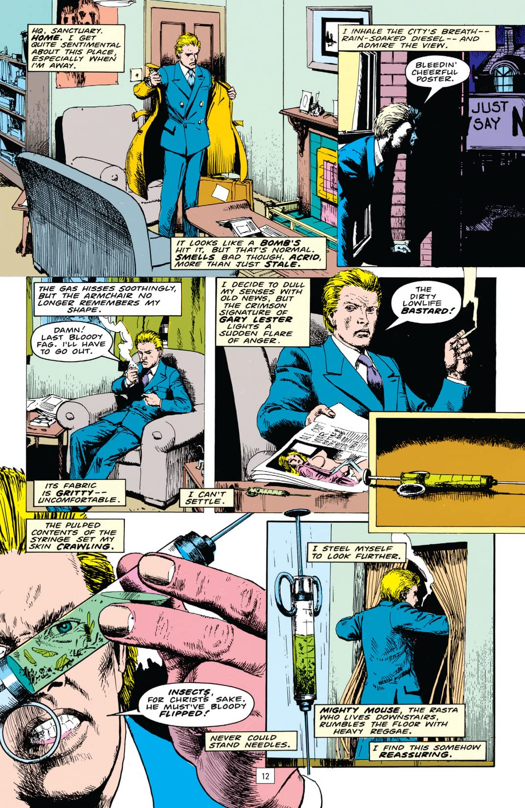 John Constantine, Hellblazer Vol. 1: Original Sins