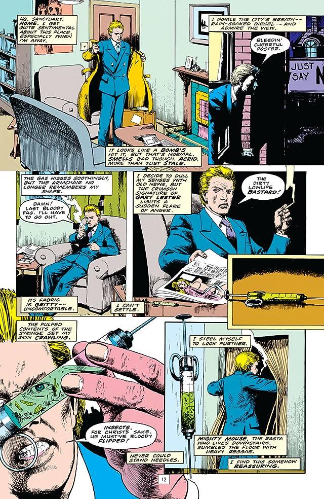 click for super-sized previews of John Constantine, Hellblazer Vol. 1: Original Sins