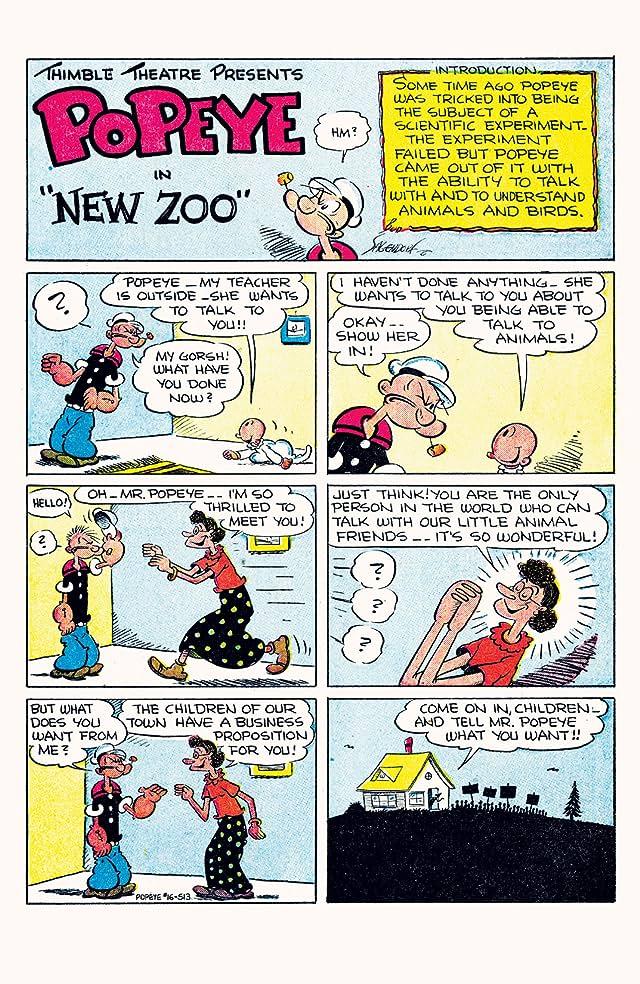 Popeye Classics #16