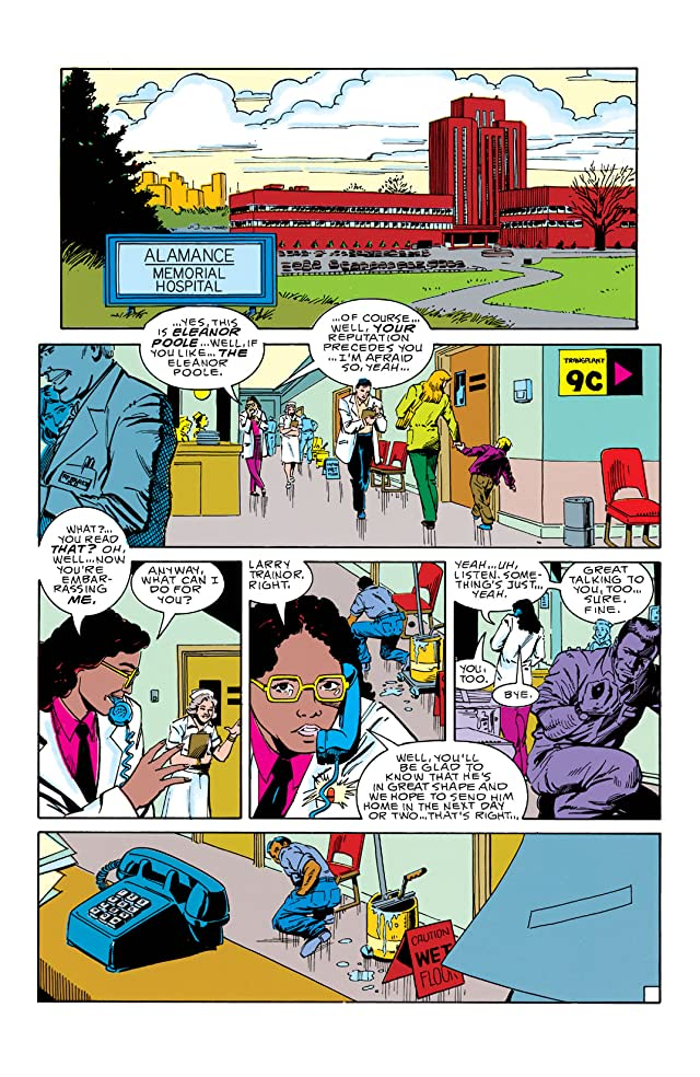 click for super-sized previews of Doom Patrol (1987-1995) Vol. 1: Crawling From the Wreckage