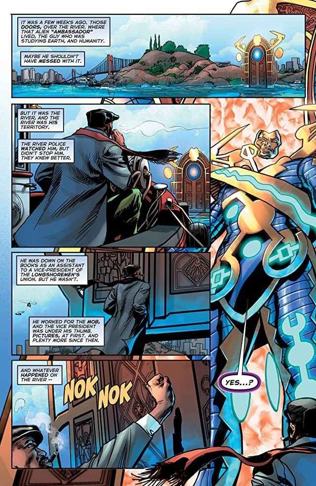 click for super-sized previews of Astro City (2013-) #6