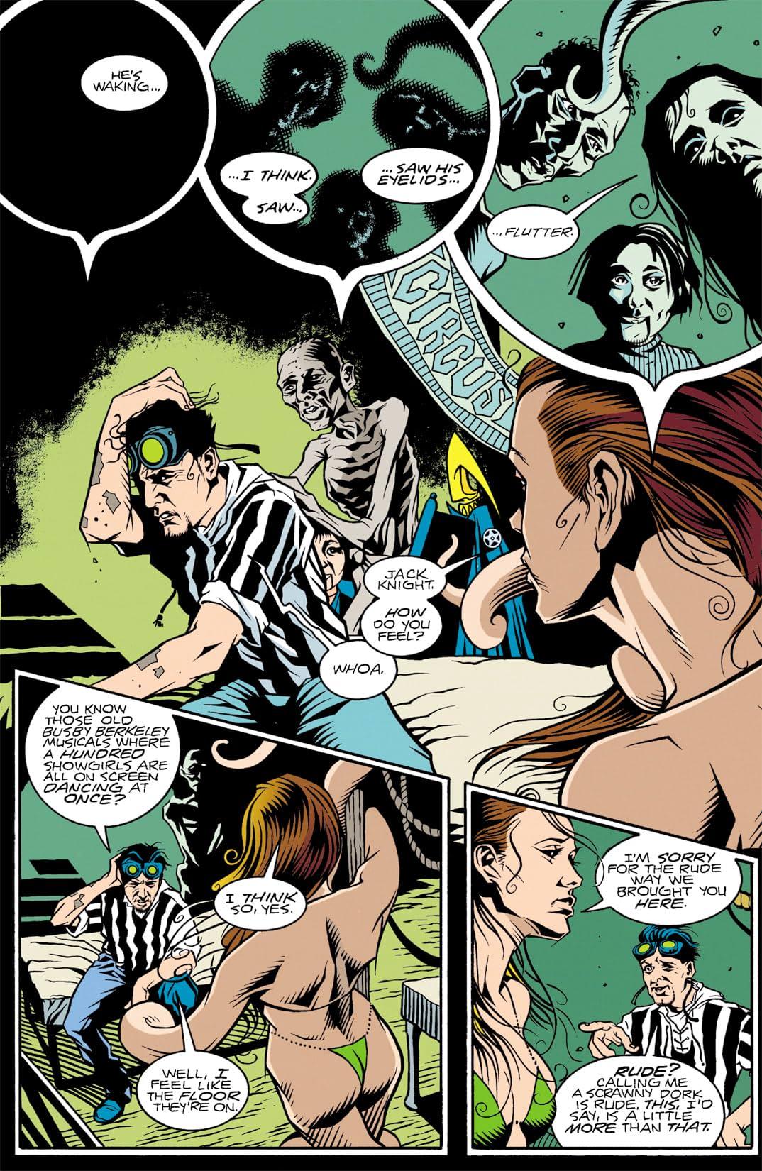 Starman (1994-2001) #8