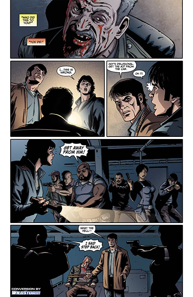 Supernatural: Beginning's End #5 (of 6)
