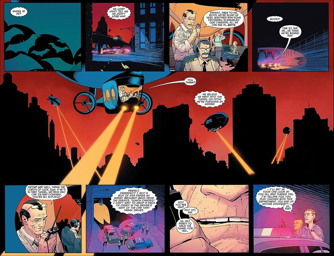 Batman (2011-2016) #25