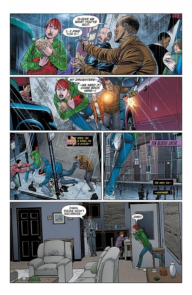 Batgirl (2011-) #25