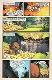 The Wonderful Wizard of Oz #3 (of 8)