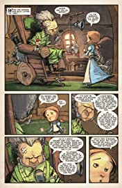 The Wonderful Wizard of Oz #4 (of 8)