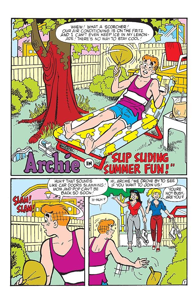 PEP Digital #18: Betty & Veronica Beat the Heat!