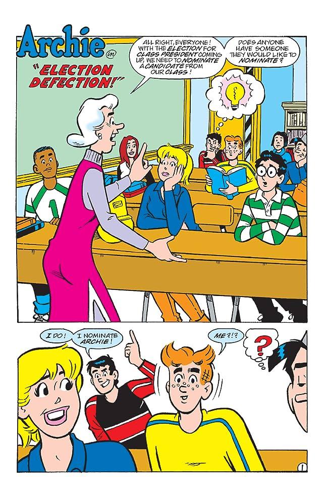 PEP Digital #28: Archie's Campaign Trail
