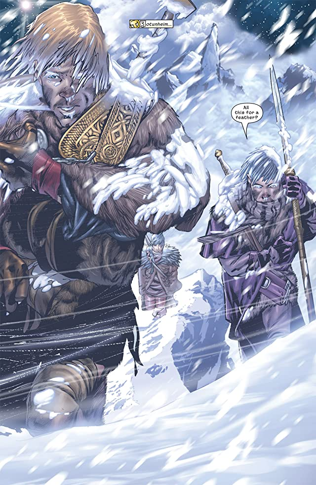 Thor: Son of Asgard #3