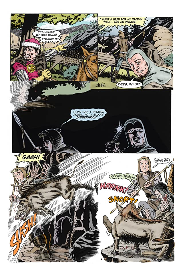 click for super-sized previews of Teregrin #2