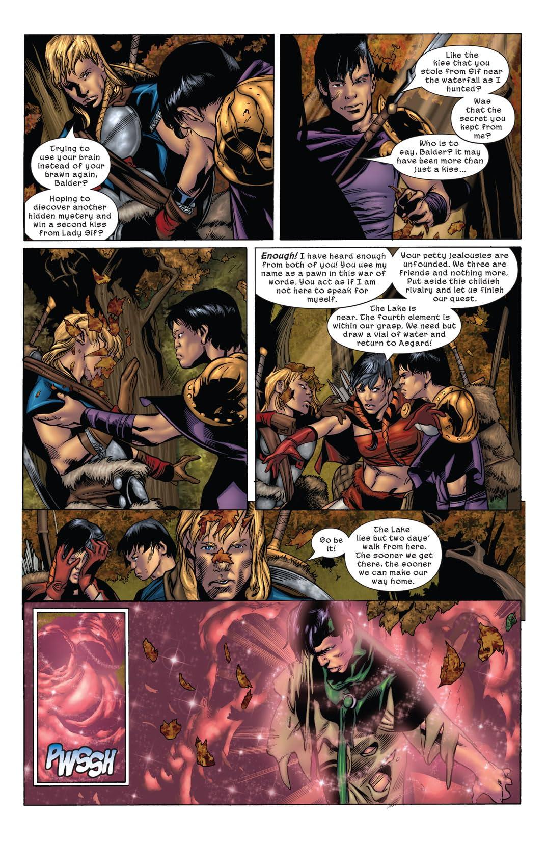 Thor: Son of Asgard #5