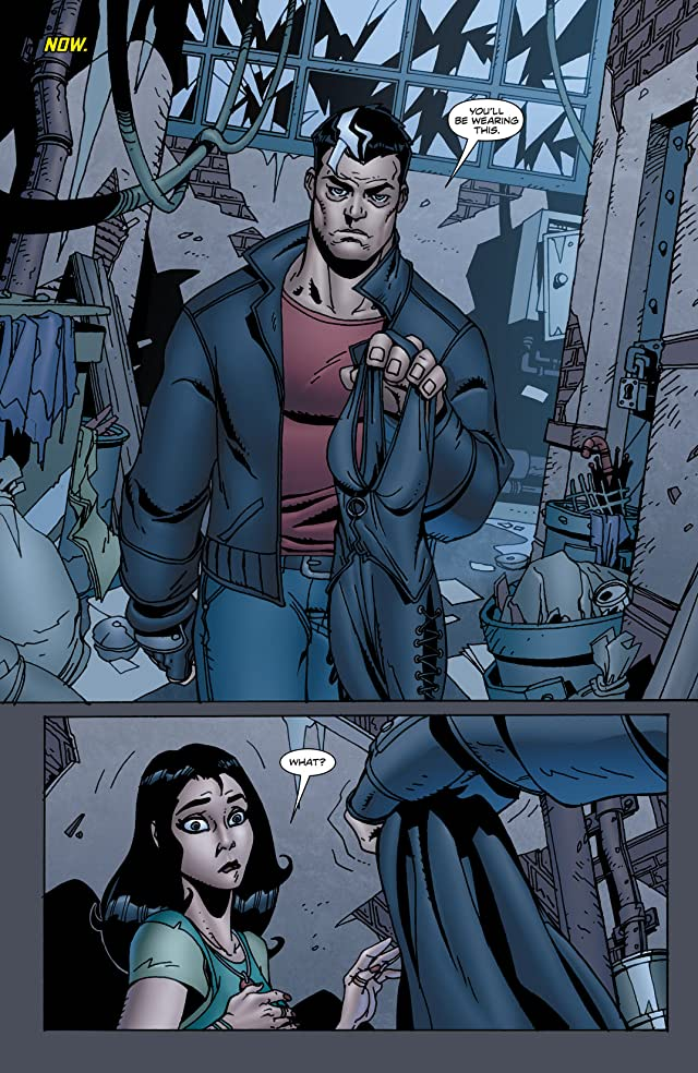 click for super-sized previews of Incorruptible Vol. 2