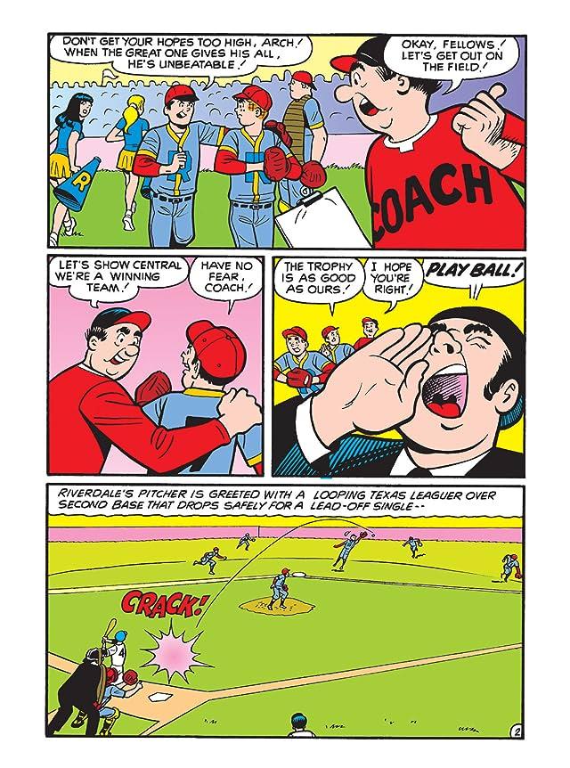 PEP Digital #5: Archie's Grand Slams