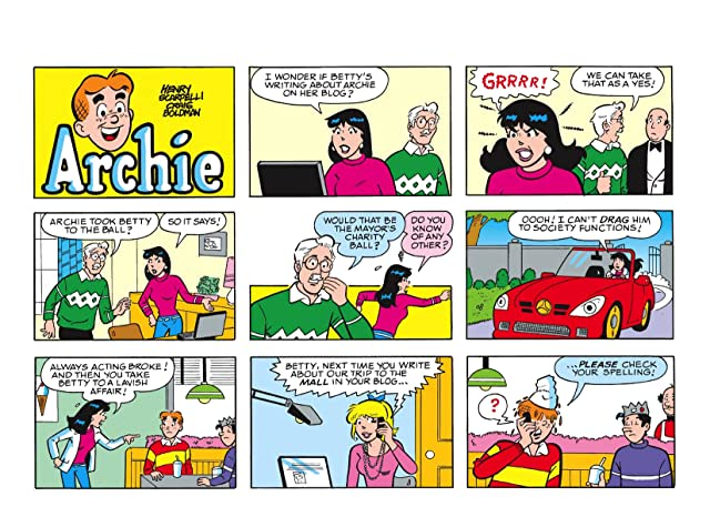Archie 1000 Page Jamboree: Part 2