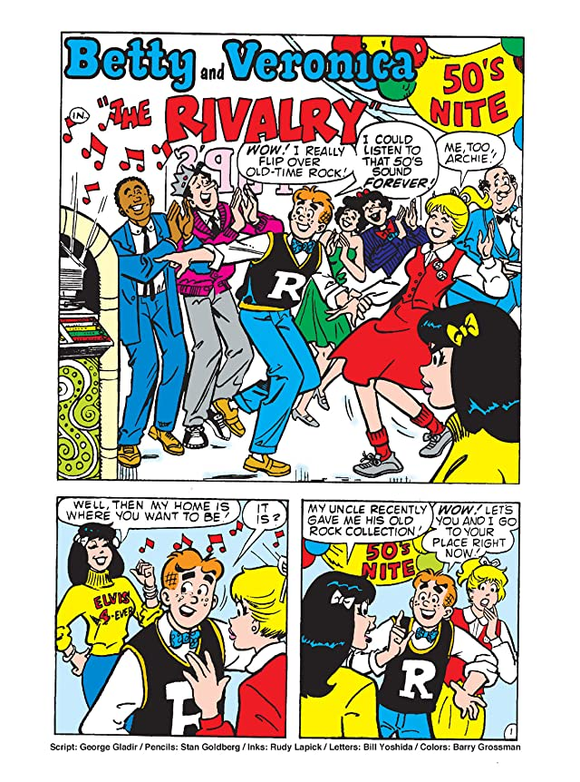 click for super-sized previews of Archie 1000 Page Jamboree: Part 2