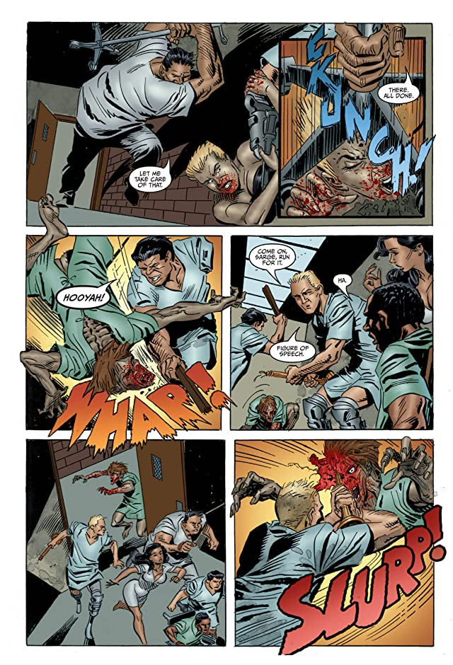 click for super-sized previews of Zombie Tales: The Series #2