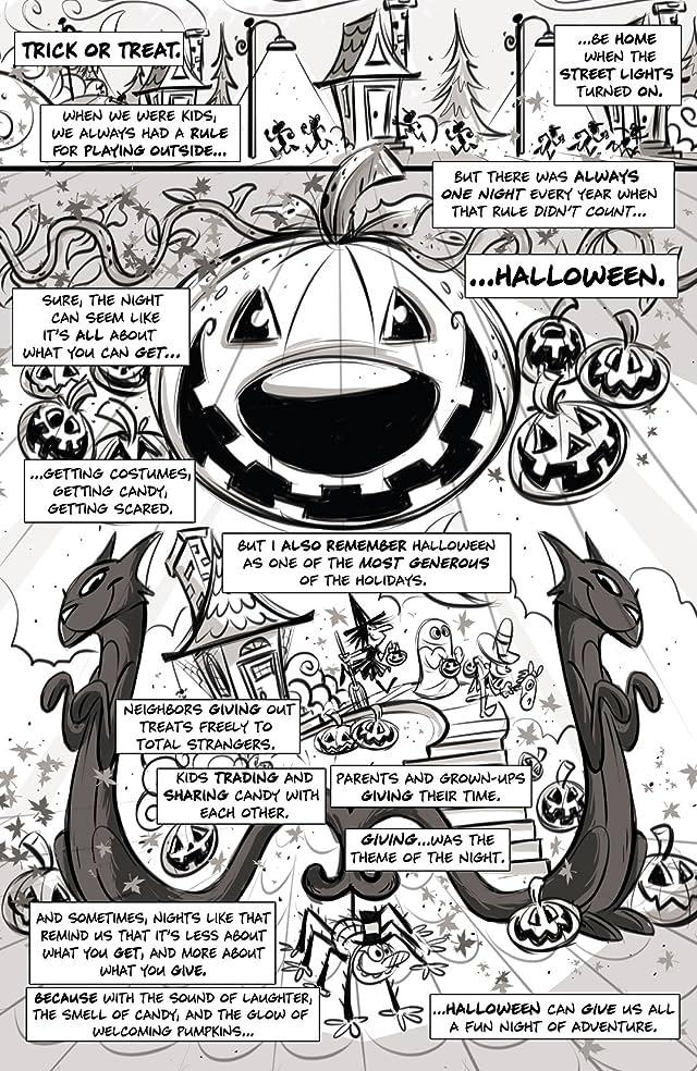 Herobear and the Kid Annual 2013 #1