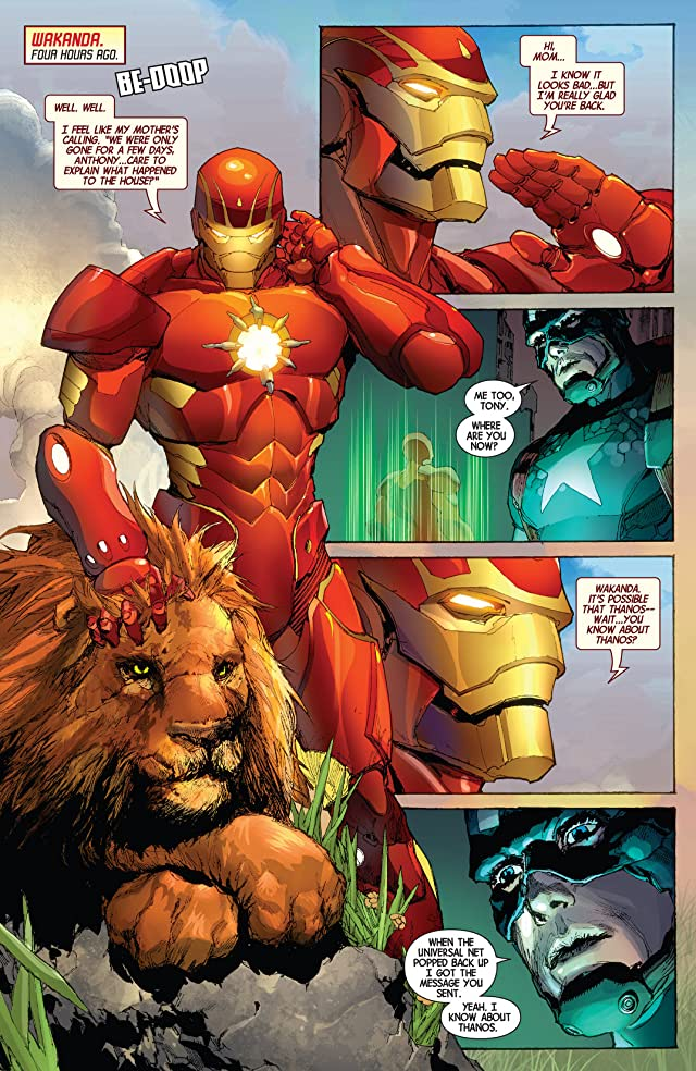click for super-sized previews of Avengers (2012-2015) #23