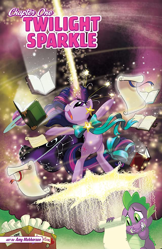 click for super-sized previews of My Little Pony: Pony Tales Vol. 1
